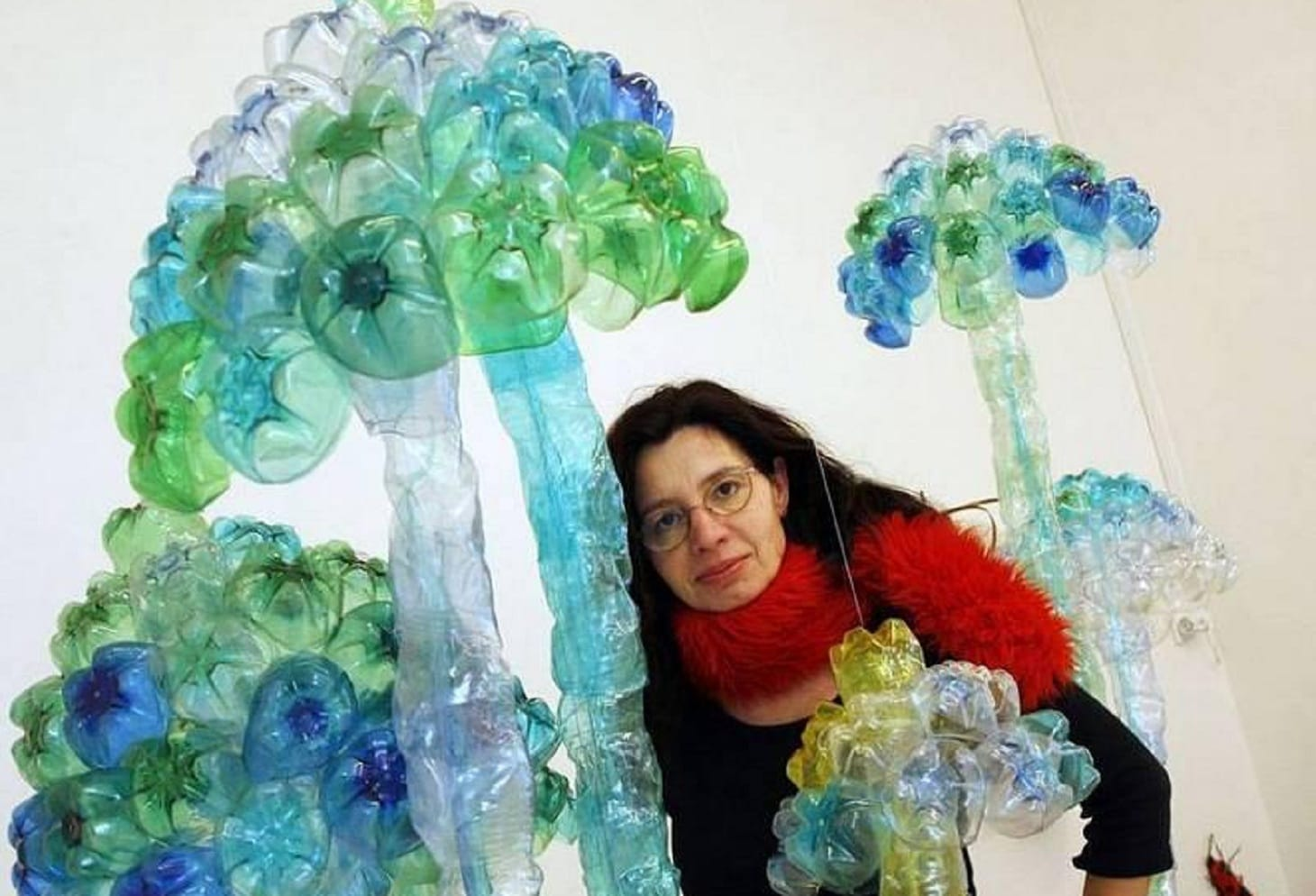 Veronika Richterov 225 My Obsession With Plastic Bottles