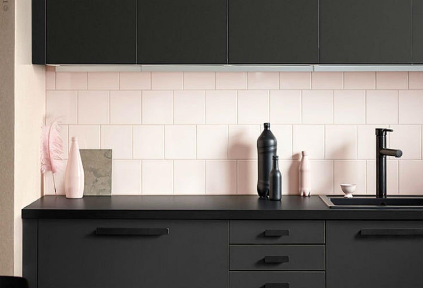 Kungsbacka la cucina in plastica riciclata di ikea - Prodotti ikea cucina ...
