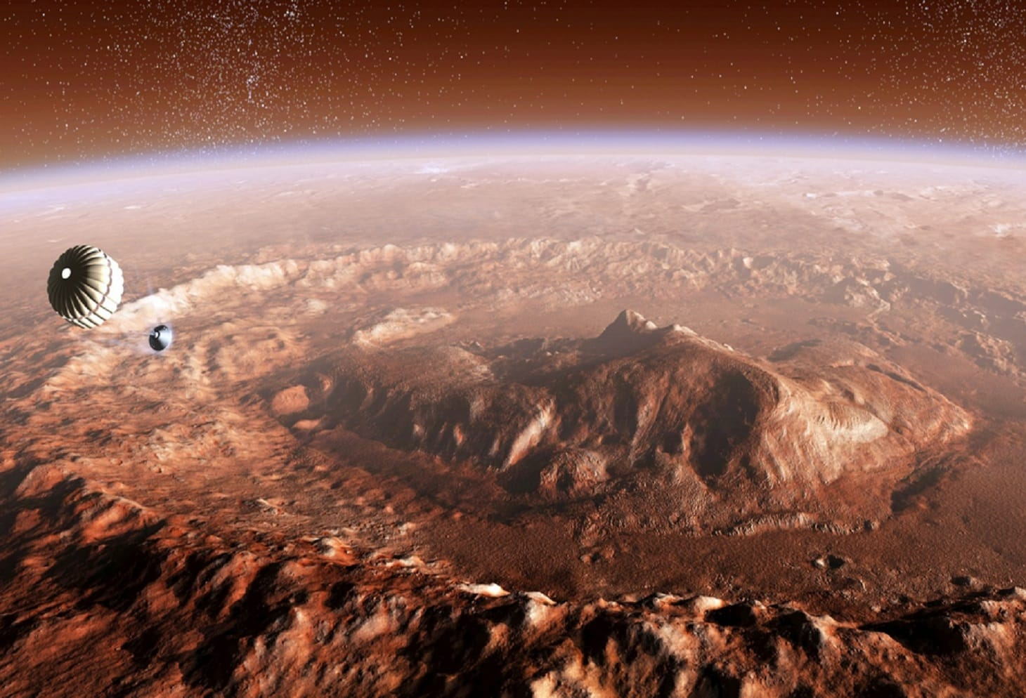 Learn about planet Mars atmosphere water supply and the possibility to support life plus findings from the Mars exploration rover mission
