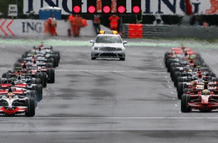 Griglia di partenza Formula 1/ Bottas in pole: weekend ...