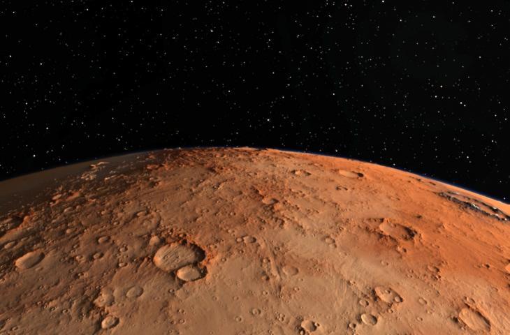 Acqua su Marte: le scoperte recenti – In a Bottle