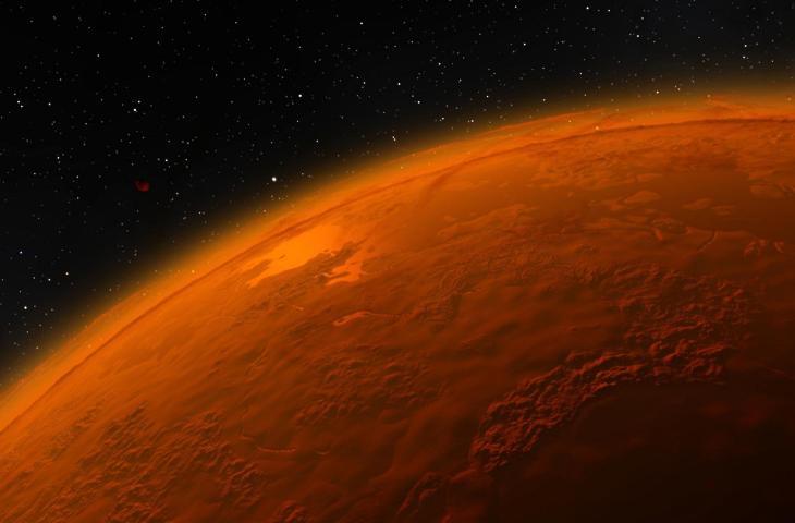Acqua su Marte? Rischia di scomparire in tempi brevissimi - In a Bottle
