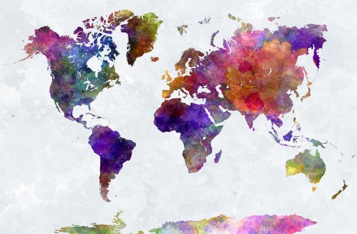 Acqua, ecco la mappa degli hotspot mondiali dello stress idrico_alt tag