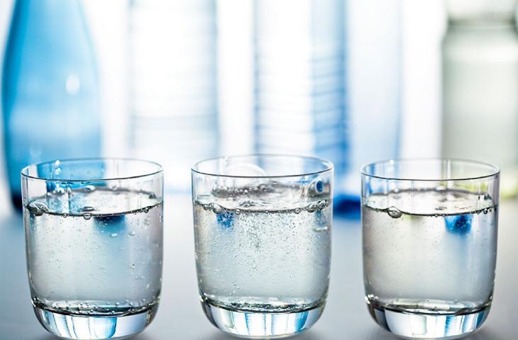 Acqua minerale in Italia: il 2014 anno positivo per il settore