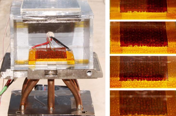 Acqua pulita dall'aria: come funziona il MOF