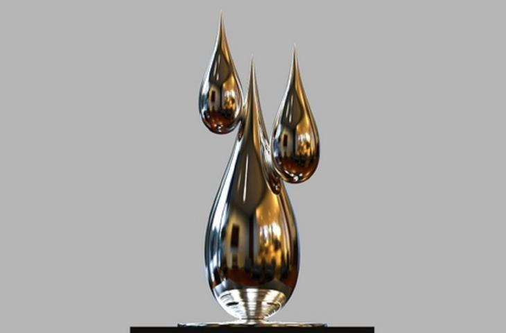 L'acqua come prosperità nell'opera di Xiaohua alt_tag
