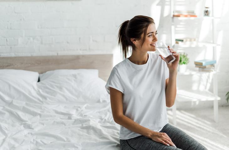 Acqua e magnesio combattono la stanchezza e il caldo - In A Bottle