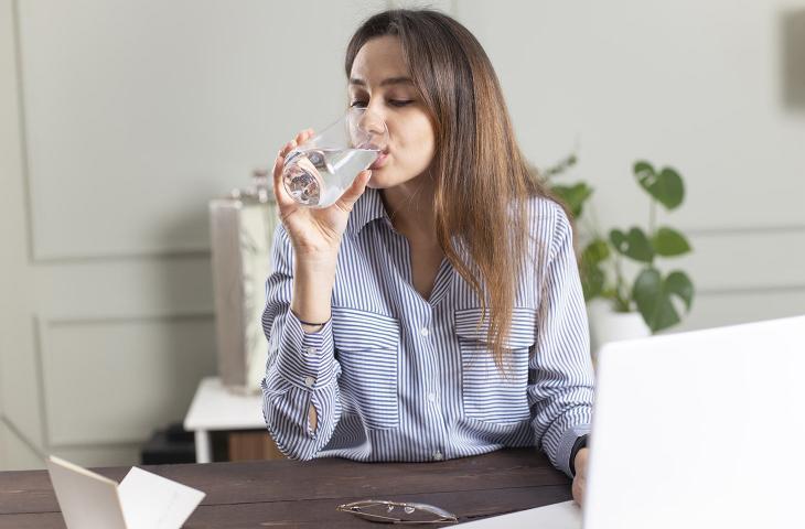 Liquidi e minerali, per affrontare gli sbalzi termici