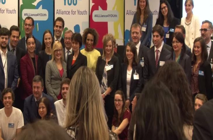 In Europa oltre 50mila giovani formati e assunti in un anno con Alliance for YOUth