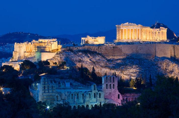 Antico organo ad acqua torna a suonare ad Atene