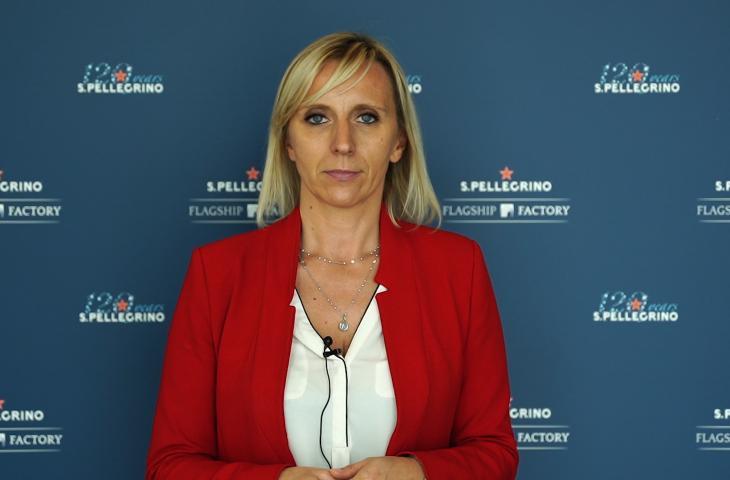 """Claudia Terzi, """"Sanpellegrino porterà l'immagine della Val Brembana per il mondo"""" - In a Bottle"""