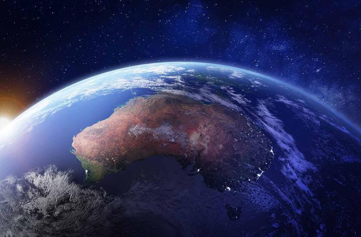 Terra Senza Oceani: la Video Simulazione – In a Bottle