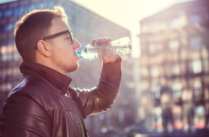 Come rimanere idratati anche durante l'inverno