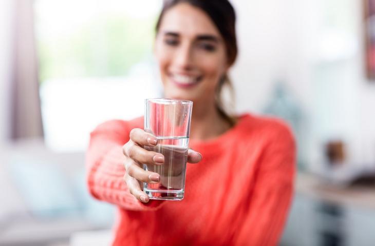 Tornare in forma dopo le feste grazie all'acqua – In a Bottle