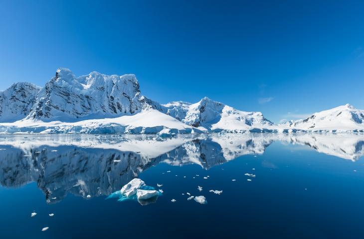 Antartide: Oceano meno salato per colpa dei ghiacciai alt_tag