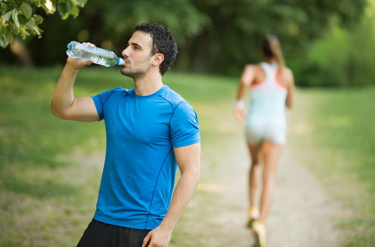 Le 6 regole d'oro sull'idratazione degli sportivi