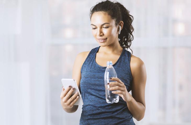 Hydration Challenge: come rimettersi in forma bevendo acqua - In a Bottle