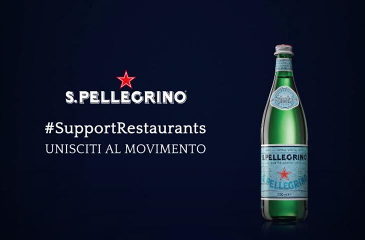 #SupportRestaurants, la campagna di S.Pellegrino a favore degli chef del mondo - In a Bottle