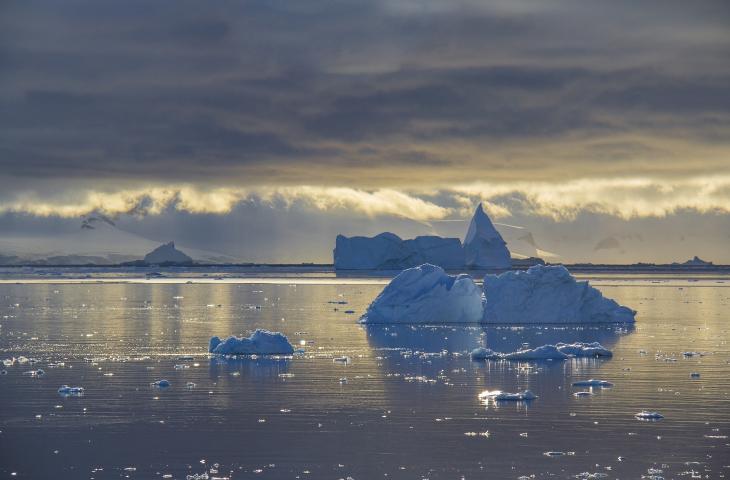 Il fenomeno Upwelling minaccia i ghiacciai dell'Antartide