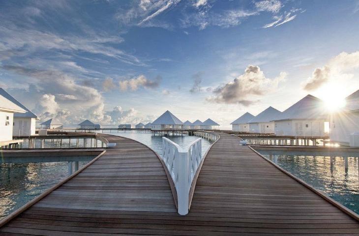 Diamonds Thudufushi: il miglior Water Resort del mondo