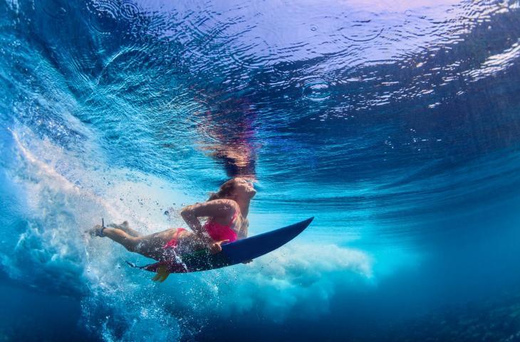 """La """"Top 5"""" dei water sport più strani che vengono praticati nel mondo - In a Bottle"""