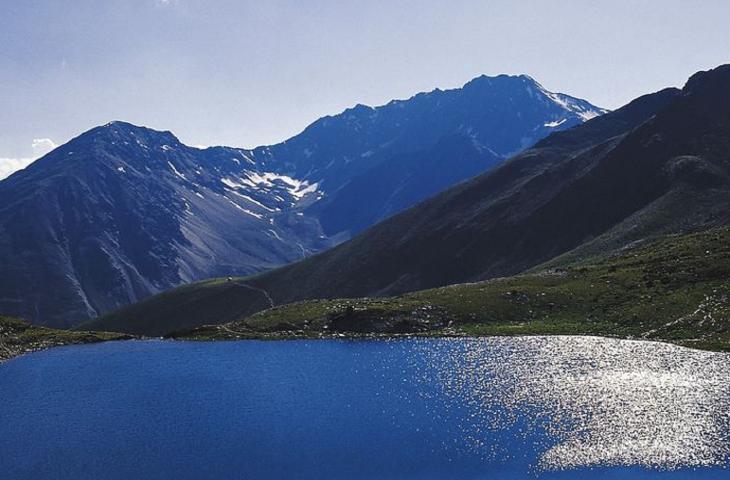 L'acqua dei laghi è sempre più scarsa