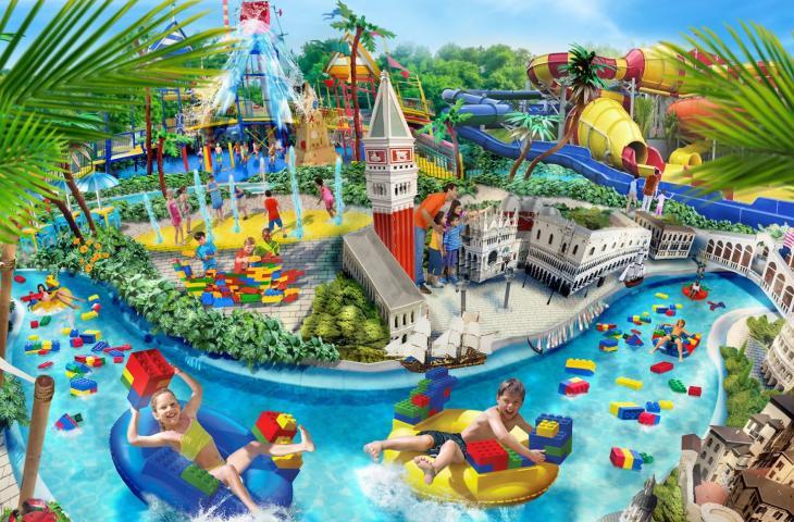 Legoland Water Park, arriva in Italia il primo parco acquatico - In a Bottle