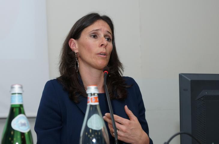 """Camilla Lunelli: """"Per promuovere il Made in Italy serve la freschezza dei giovani""""_alt tag"""