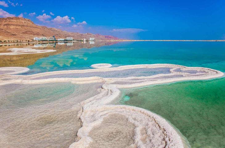Tutto sul Mar Morto e Mar Caspio, i due mari che in realtà sono laghi - In a Bottle