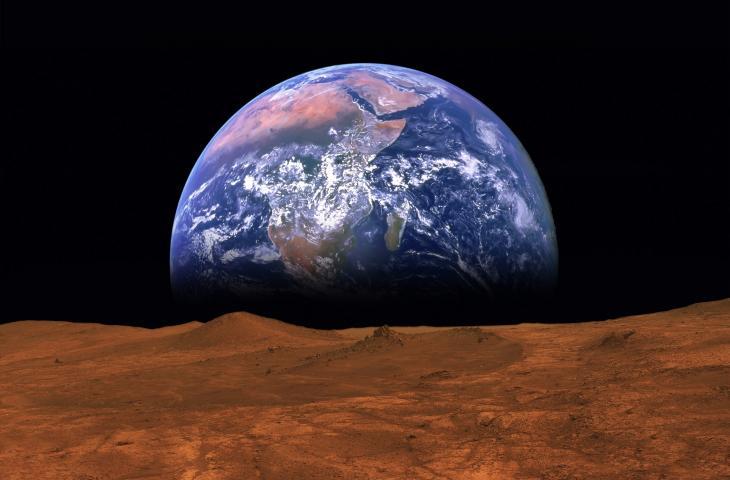 La NASA conferma: su Marte scorre l'acqua