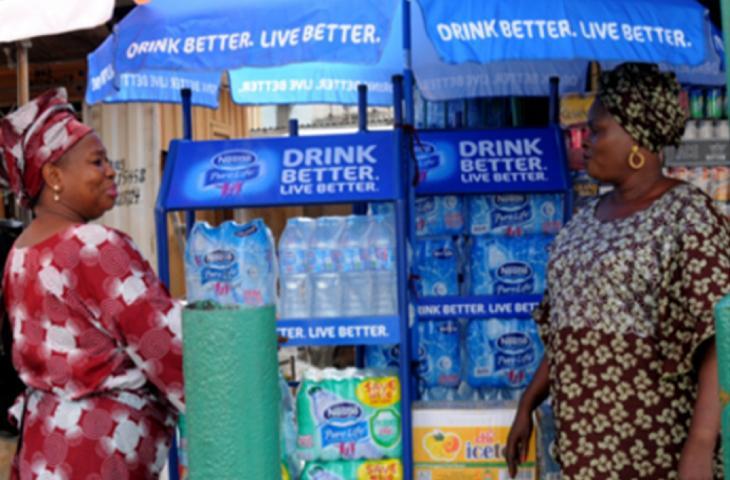 Nestlé Waters sostiene lo sviluppo in Nigeria_alt tag