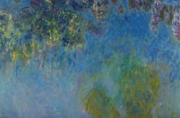 Nuove ninfee di Monet scoperte all'Aia – In a Bottle