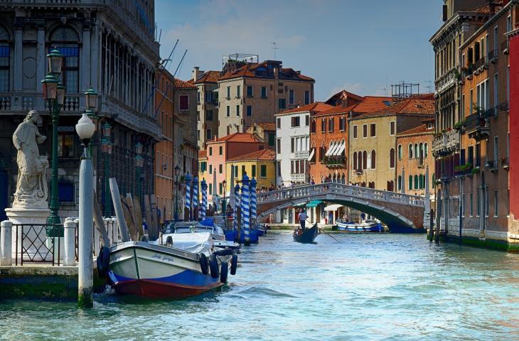 Ocean Space, a Venezia il primo spazio artistico a difesa dei mari – In a Bottle