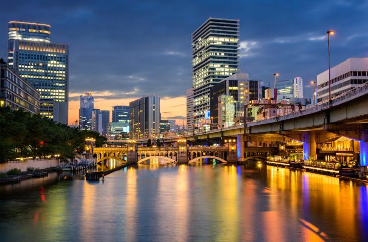 Osaka la Città dell'Acqua: il perché delle origini del nome – In a Bottle