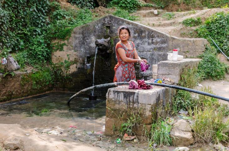 Pani, Pahar: Waters of the Himalaya, mostra sui cambiamenti