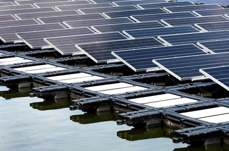 Pannelli Fotovoltaici Raffreddati Ad Acqua.Pannelli Solari Galleggianti Il Progetto Che Arriva Dalle Filippine