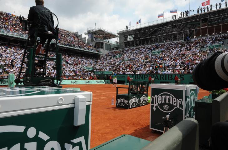 Perrier e Roland-Garros: 38 anni insieme_alt tag