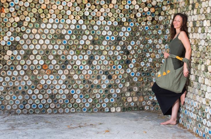 PET riciclato per realizzare capi d'abbigliamento – In a Bottle