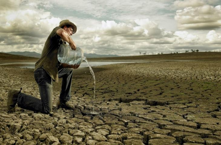 Nel mondo 4 miliardi di persone non hanno acqua a sufficienza alt_tag