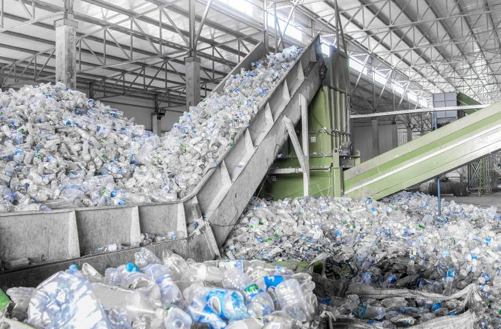 Riciclo plastica: nasce la prima strategia europea