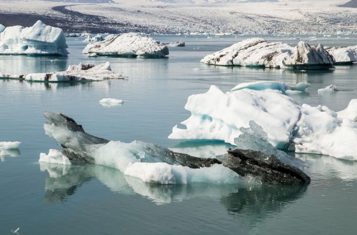 Scioglimento dei ghiacci, in Antartide registrate temperature record - In a Bottle