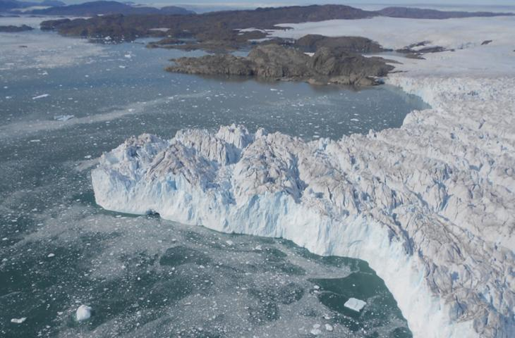 Lo scioglimento del ghiaccio in Groenlandia sarebbe sottostimato_alt tag