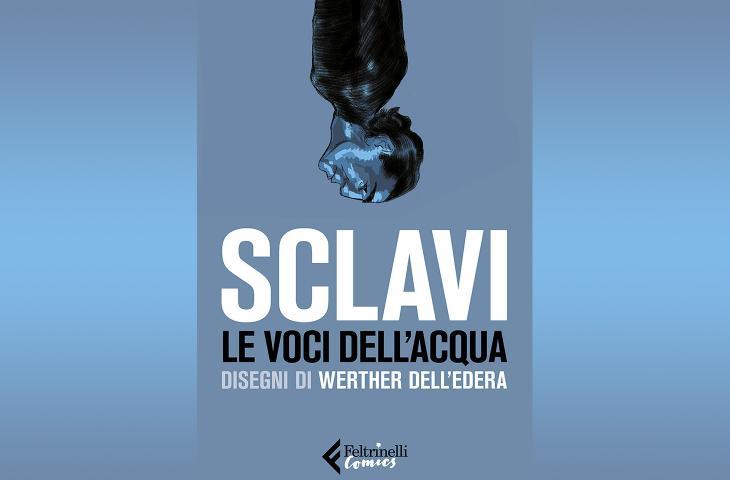 Le voci dell'acqua, la graphic novel scritta da Tiziano Sclavi - In a Bottle
