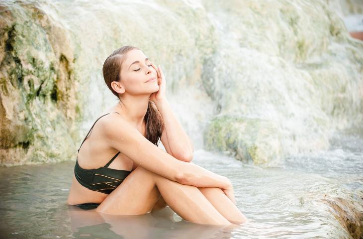 Scopri le proprietà terapeutiche dell'acqua termale