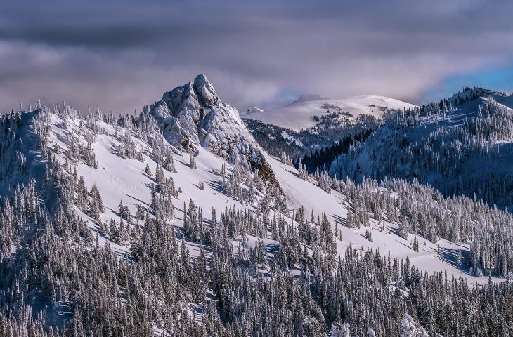 Snow Water Equivalent: per misurare quanta acqua c'è nella neve