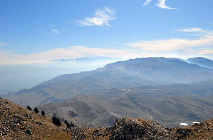 Sohat, l'acqua minerale della salute è in Libano