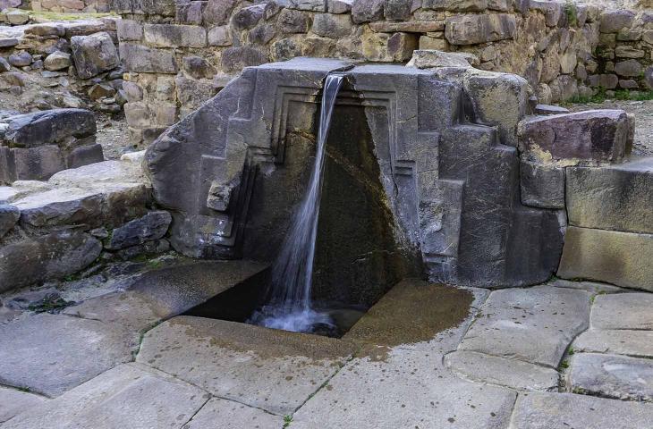 Scoperto un tempio in Perù dedicato al culto dell'acqua - In a Bottle