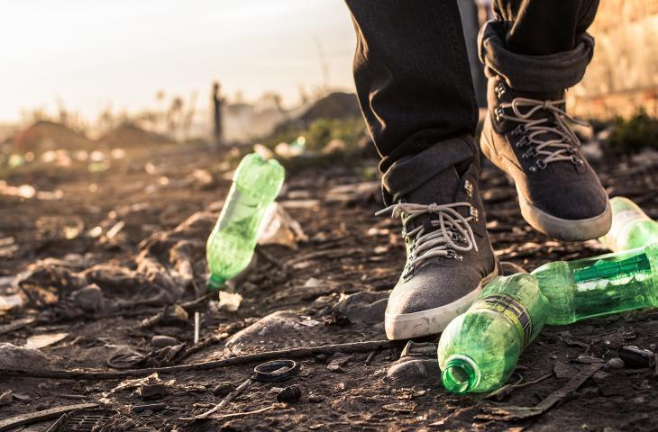 Timberland X Thread: la moda di plastica riciclata