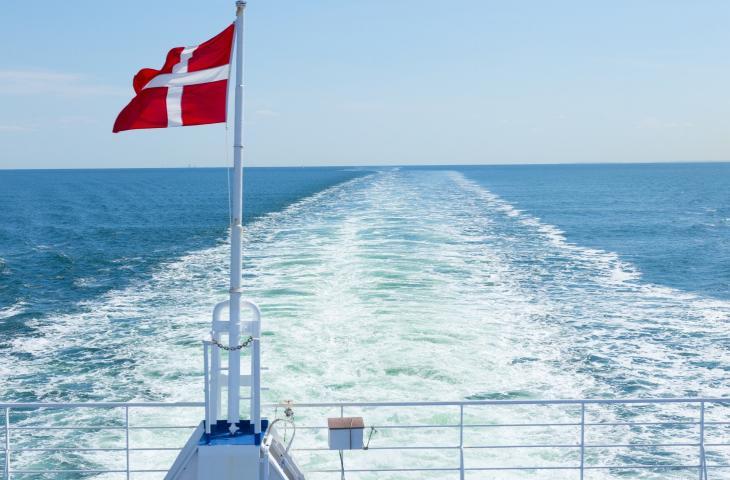 Traghetti Elettrici Leggeri e Sostenibili in Danimarca – In a Bottle