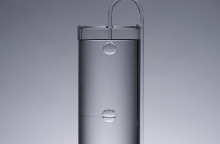 Haruka Misawa, artista che esplora l'eccezionalità dell'acqua – In a Bottle